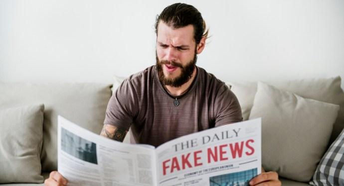 Fake News feed