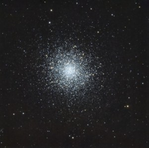 Globular cluster image