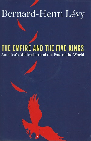 The Empire and the Five KIngs cover