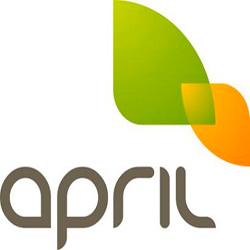 April, partenaire de CGPF