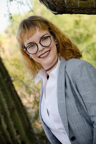 ASU Graduation Portrait Phoenix Papago Park