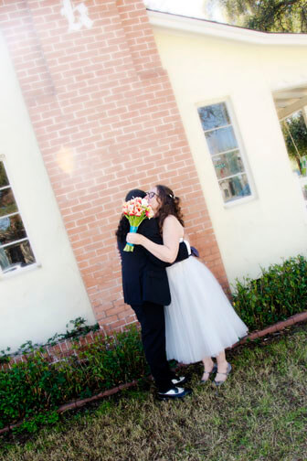 Small Sweet Wedding in Tempe