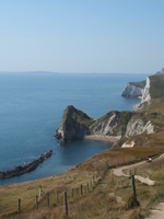 Coastline from Lulworth