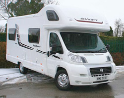 Swift Sundance 630L