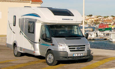 Chausson Flash 22 motorhome