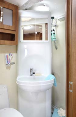 Broadway EK Bathroom - Small