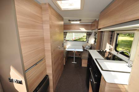 Adria Altea Eden 472DS Interior 2