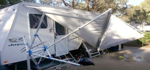 Caravan-Awning-Damaged-in-a-Storm