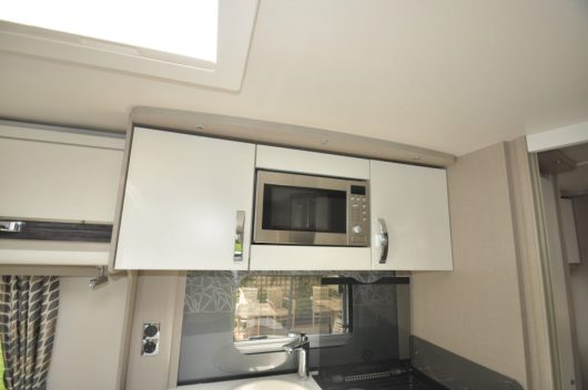 Sterling Eccles 635 Microwave