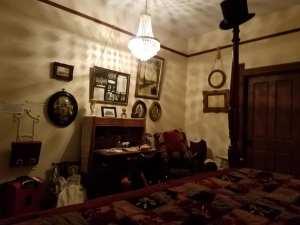 Bedroom at the Inn