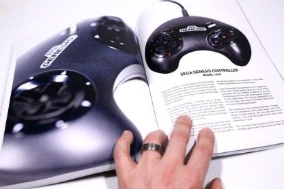 Sega Genesis Book - Genesis Controller