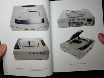 Ultra Massive Sega Saturn