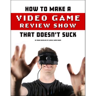 How To Make Video Game Review Show