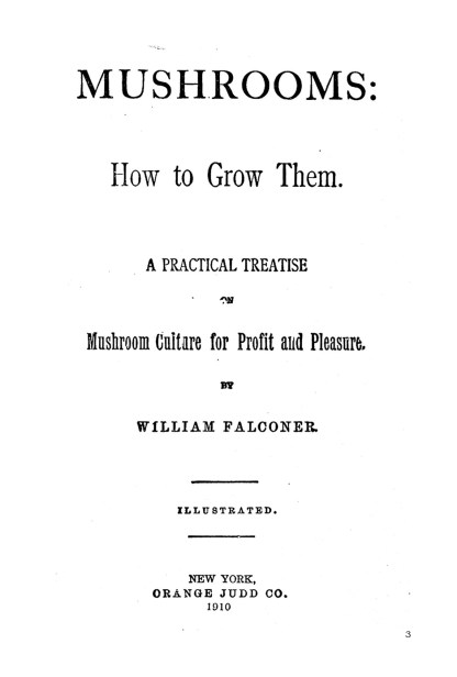 How to Grow Mushrooms: A 19th-Century Approach image 1