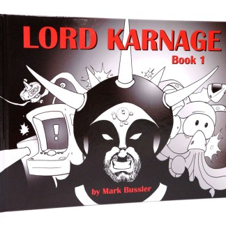 Lord Karnage Book 1