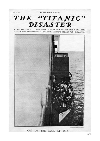 Sinking of the Titanic: The Greatest Disaster At Sea - Special Edition with Additional Photographs image 6