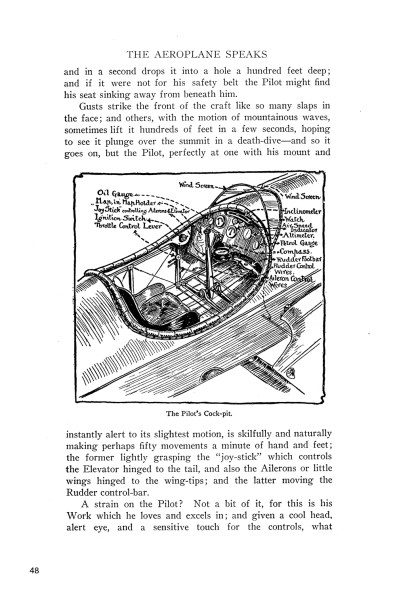 The Aeroplane Speaks: Illustrated Historical Guide To Airplanes image 5