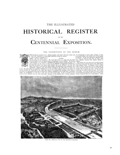 1876 Centennial Exhibition: The Illustrated Enhanced Historical Register image 2