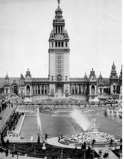 1901 Buffalo World's Fair: The Pan-American Exposition in Photographs Image 11