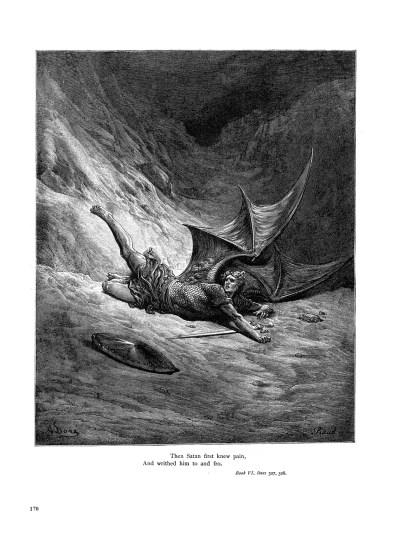 Milton's Paradise Lost: Gustave Doré Retro Restored Edition image 9