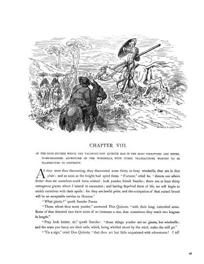 The History of Don Quixote Part 1: Gustave Doré Restored Special Edition Cover image 7