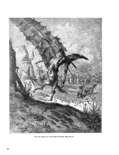 The History of Don Quixote Part 1: Gustave Doré Restored Special Edition Cover image 8