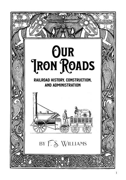 Our Iron Roads image 1