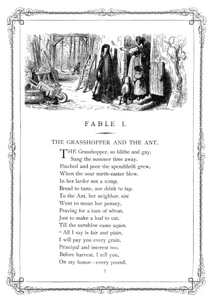 The Fables of Jean de La Fontaine Volume 1: Gustave Doré Restored Special Edition image 4