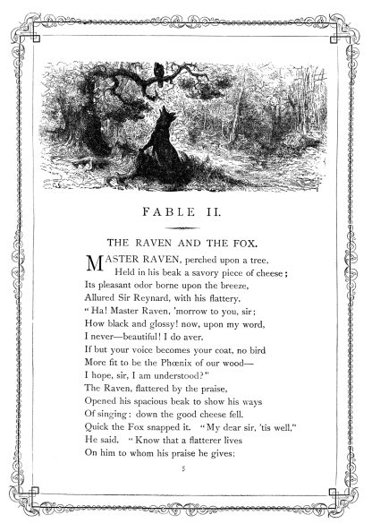 The Fables of Jean de La Fontaine Volume 1: Gustave Doré Restored Special Edition image 6