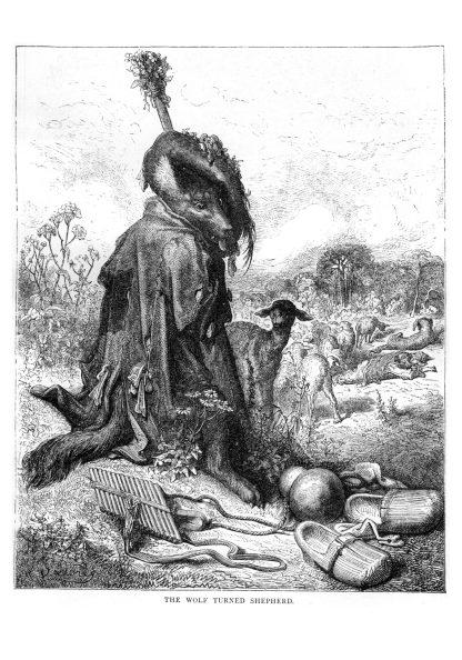 The Fables of Jean de La Fontaine Volume 1: Gustave Doré Restored Special Edition image 8