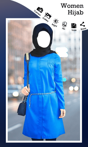 Hijab-Women-Fashion-Photo-cg-special-fx-screenshot 6