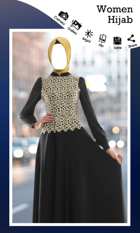 Hijab-Women-Fashion-Photo-cg-special-fx-screenshot 7