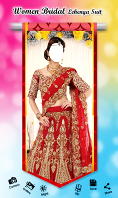 Women-Bridal-Lehenga-Suit-cg-special-fx-screenshot 3