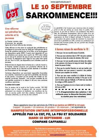 tract 10 sept 2