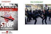 Sachons respecter la sensibilité des policiers.