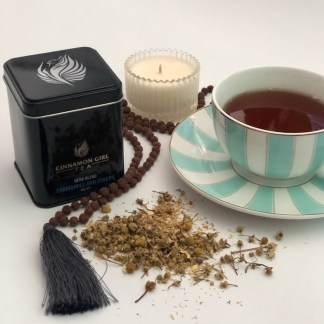 Cinnamon Girl Tea and Spices Chamomile and Ginger