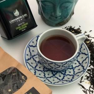 Cinnamon Girl Tea and Spices China Jasmine Green