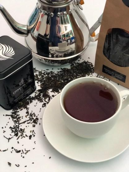 Cinnamon Girl Tea and Spices Darjeeling