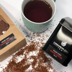 Cinnamon Girl Tea and Spices Organic Rooibos