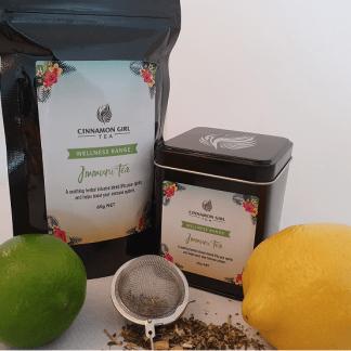 Immuni Tea PNG