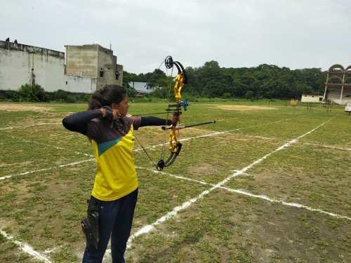 बीजापुर स्पोर्ट्स एकेडमी को तीरंदाजी में फिर मिले दो गोल्ड मेडल…एक साल में अकेडमी ने जीते 56 मैडल…