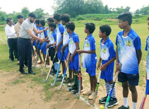युवा खेल माध्यम से भी देश की तरक्की में देते हैं अपना योगदान – मनीष पारख