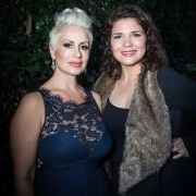 Mother and daughter attend CGTV together!