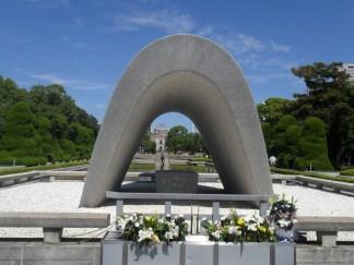 The peace memorial