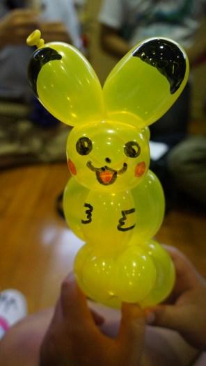 Pikachoo was an instant hit
