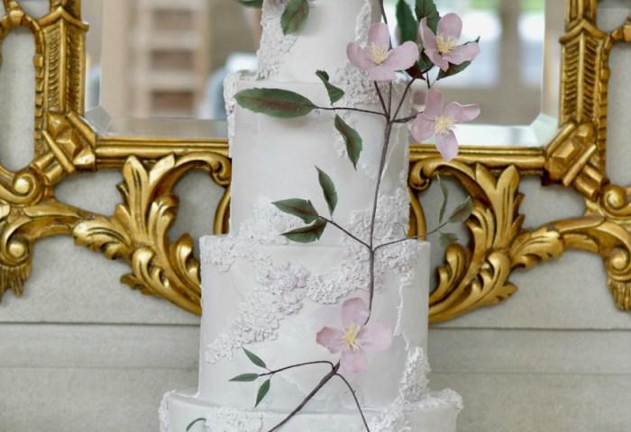Fondant Wedding Cakes Caroline Goulding Wedding Cake Design