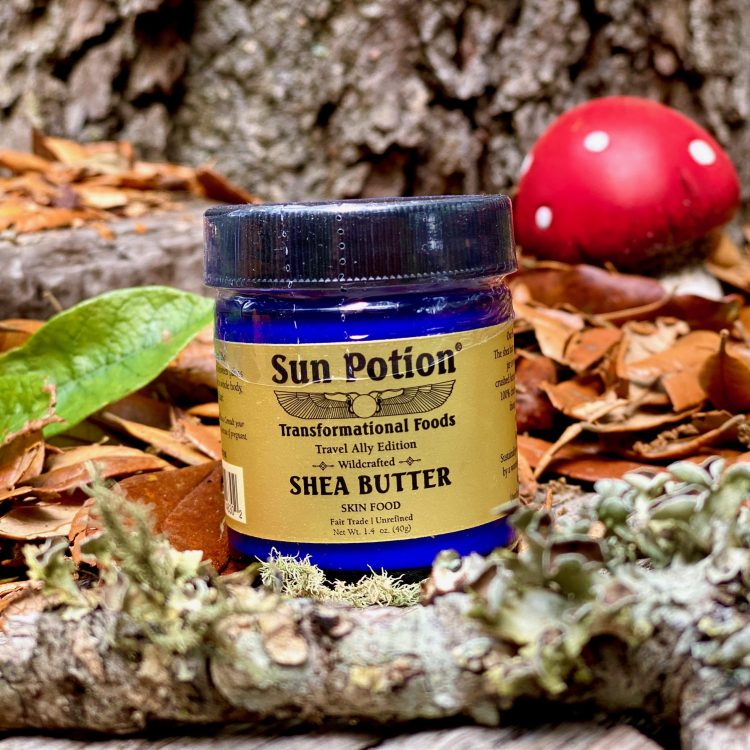 Wildcrafted Shea Butter