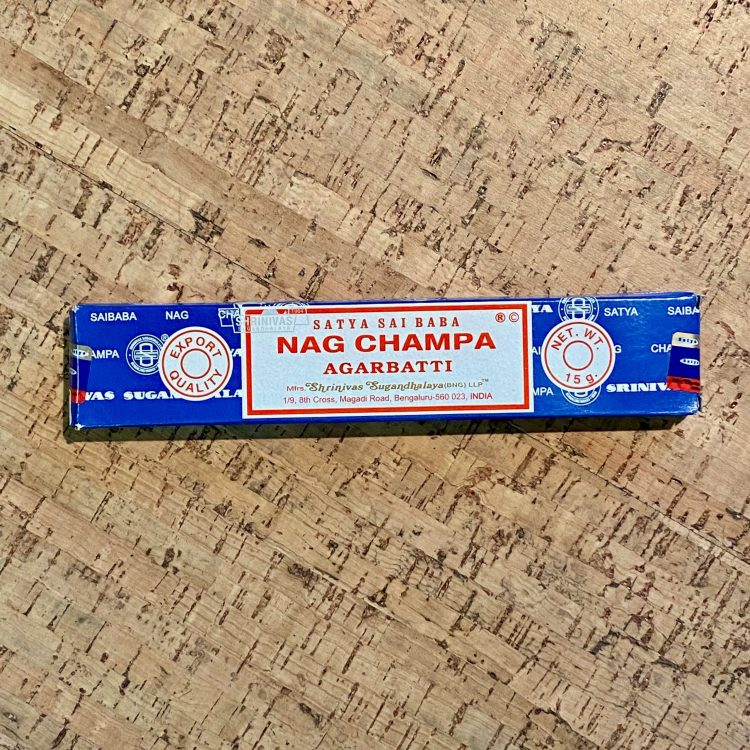 Nag Champa Incense Sticks 15g