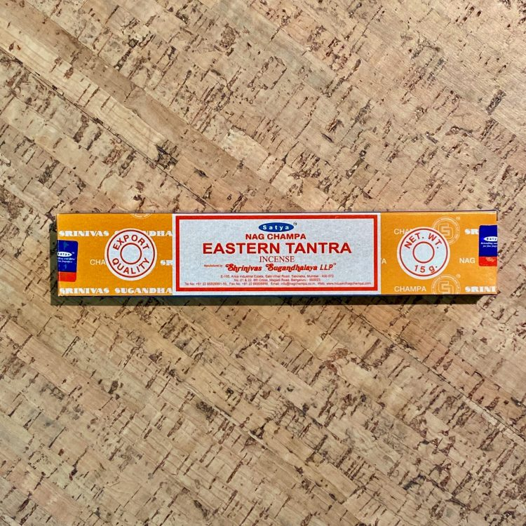 Eastern Tantra Incense Sticks 15g