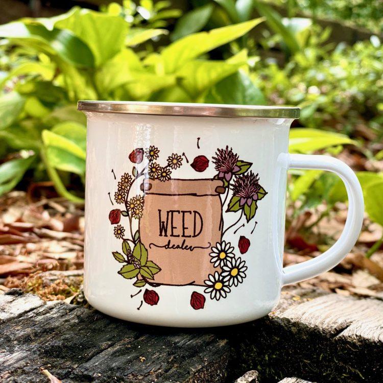 Mug - Weed Dealer
